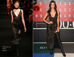 Emily Ratajkowski In Altuzarra - 2015 MTV Video Music Awards #VMAs