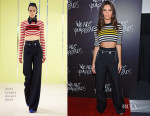 Emily Ratajkowski In Marc Jacobs - 'We Are Your Friends' Chicago Premiere