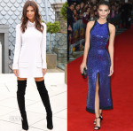 Emily Ratajkowski In Zimmermann & David Koma - ' We Are Your Friends' London Photocall & Premiere