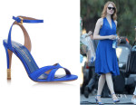 Emma Stone's Kurt Geiger London 'Chelsea' Heel Sandals