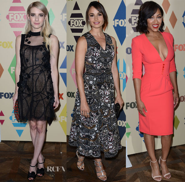 FOX All-Star Party Red Carpet Roundup 2