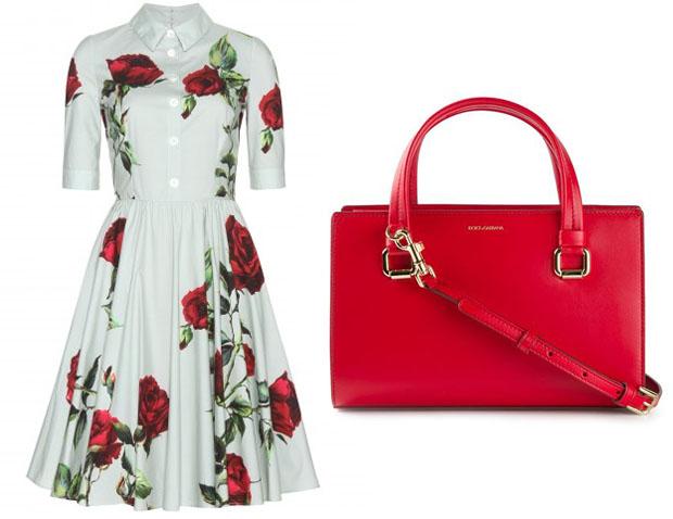Gemma Chan In Dolce & Gabbana