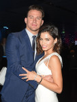 Channing Tatum and Jenna Dewan-Tatum - 5th Annual Celebration Of Dance Gala Presented By The Dizzy Feet Foundation