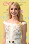 Emma Roberts in Peter Pilotto