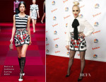 Gwen Stefani In Dolce & Gabbana - 'The Voice' Press Conference