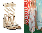 Gwyneth Paltrow's Paul Andrew 'Neapoli' Wedges