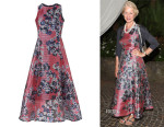 Helen Mirren's L.K. Bennett 'Occa' Dress