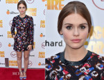 Holland Roden In Caterina Gatta -  'Digging For Fire' LA Premiere