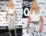 Iggy Azalea In Alice McCall - Bonds Celebrate 100 Years
