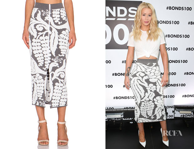 Iggy Azalea's Alice McCall 'Three Little Birds' Skirt