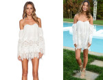 Jamie Chung's Stone Cold Fox 'Marrakesh' Dress