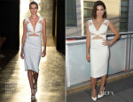 Jenna Dewan-Tatum In Cushnie et Ochs  - 5th Annual Celebration Of Dance Gala Presented By The Dizzy Feet Foundation