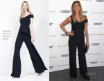 Jennifer Aniston In Roland Mouret - 'She's Funny That Way' LA Premiere