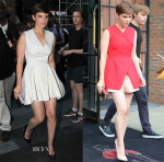 Kate Mara In Christian Dior - The Today Show & Apple Store Soho Presents Meet the Actors 'Fantastic Four'