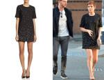 Kate Mara's Elizabeth and James 'Karen' Grommet Shift Dress