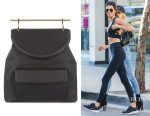 Kendall Jenner's M2Malletier Leather Backpack