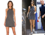 Kendall Jenner's NBD Don't Turn Back Dress