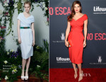 Lake Bell In Vionnet - 'No Escape' LA Premiere
