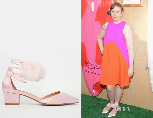 Lena Dunham's ASOS 'Say You Will' Pointed Heels
