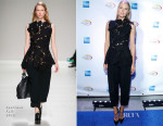 Maria Sharapova In Sportmax - 2015 American Express Rally On the River