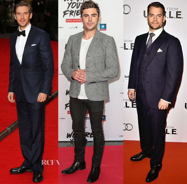 Menswear Red Carpet Roundup 2