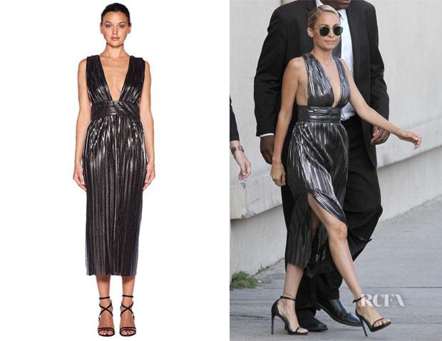 Nicole Richie's Bec & Bridge 'Intergalactic' Mini Dress