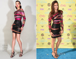 Nina Dobrev In Zuhair Murad - 2015 Teen Choice Awards