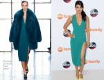 Priyanka Chopra In Cushnie et Ochs - Disney ABC Television Group's 2015 Summer TCA Press Tour