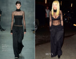 Rita Ora In Vera Wang - 'Blitz to Hits' 5th Anniversary Celebration