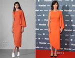 Sophie Hunter In Osman - 'Hamlet' Press Night