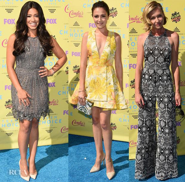 Teen Choice Awards Roundup 3