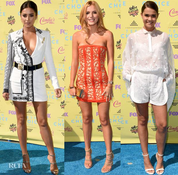 Teen Choice Awards Roundup