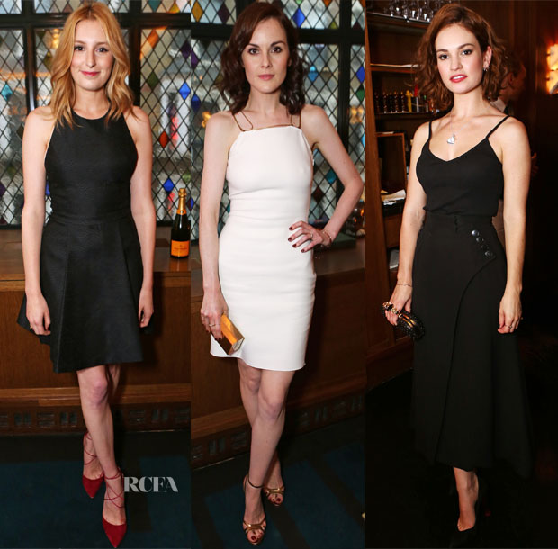 The 'Downton Abbey' Wrap Party
