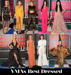 Who Was Your Best Dressed At The 2015 VMAs?