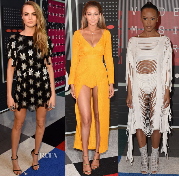 2015 MTV Video Music Awards #VMAs Red Carpet Roundup