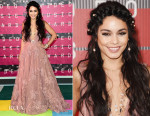 Vanessa Hudgens In Naeem Khan - 2015 MTV Video Music Awards #VMAs