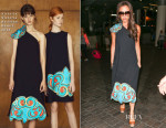 Victoria Beckham In Victoria, Victoria Beckham - LAX Airport