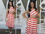 Victoria Justice In ASOS - StyleWatch x Revolve Fall Fashion Party