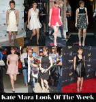 Which Kate Mara Look Was Your Favourite Of The Week?
