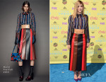Willow Shields In Marni - 2015 Teen Choice Awards
