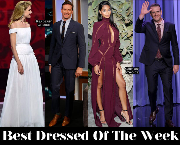 Best Dressed Of The Week  - Natalia Vodianova In Ulyana Sergeenko Couture & Chanel Iman In Zimmermann