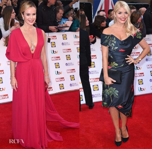 2015 Pride Of Britain Awards Red Carpet Roundup3