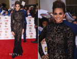 Alesha Dixon In Michael Costello - 2015 Pride Of Britain Awards