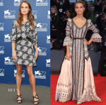 Alicia Vikander In Louis Vuitton - 'Danish Girl' Venice Film Festival Photocall & Premiere