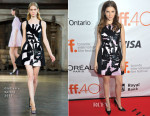 Anna Kendrick In Giulietta - 'Mr. Right' Toronto  Film Festival Premiere
