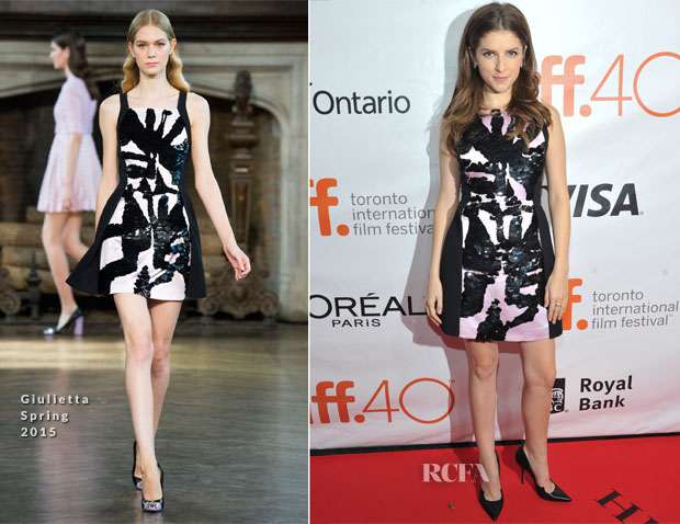 Anna Kendrick In Giulietta - 'Mr