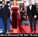 Best Dressed Of The Week - Diane Kruger In BOSS, Tom Hardy In Alexander McQueen & Jake Gyllenhaal In Salvatore Ferragamo