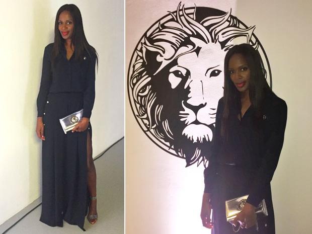 Catherine Kallon Versus Versace