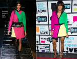 Ciara In Fausto Puglisi - Watch What Happens Live