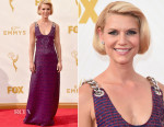 Claire Danes In Prada - 2015 Emmy Awards